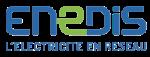 Logo Enedis électricité en réseau