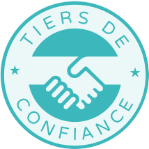 Le logo HelloBili Tiers de Confiance